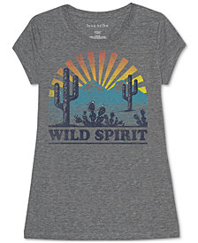 Love Tribe Wild Spirit Graphic T-Shirt