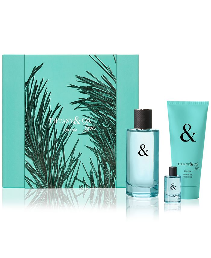 Tiffany & Co. - Men's 3-Pc. Tiffany & Love Eau de Toilette Gift Set