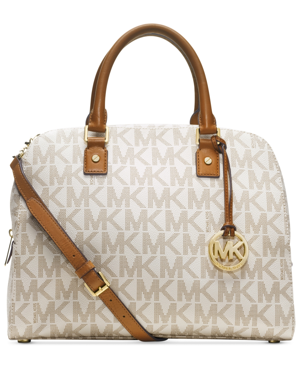 MICHAEL Michael Kors Jet Set Large Travel Satchel   Handbags & Accessories