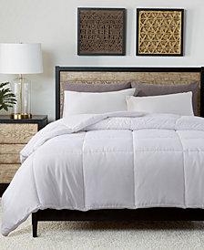 European Gusset Down Alternative Comforter, Full/Queen