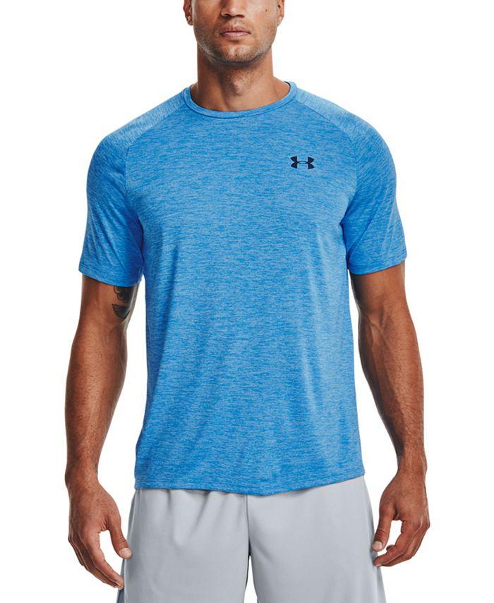 Under Armour - Men's UA Tech™ Short Sleeve