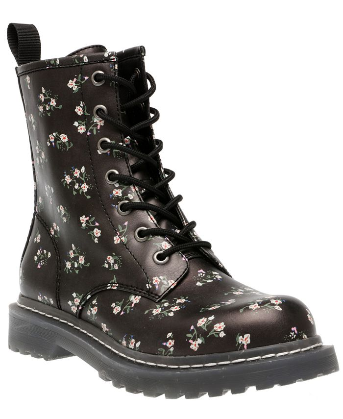 Wild Pair - Ryyder Lace-Up Booties