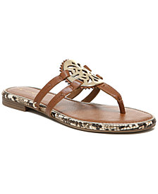 Circus by Sam Edelman Women's Canyon Medallion Flat Sandals