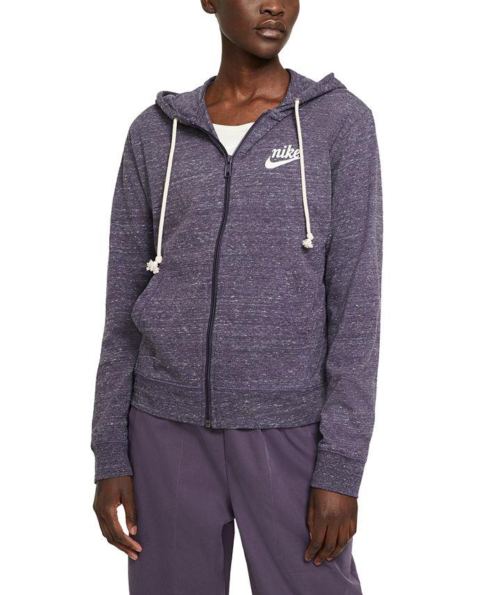 Nike - Sportswear Gym Vintage Zip Hoodie