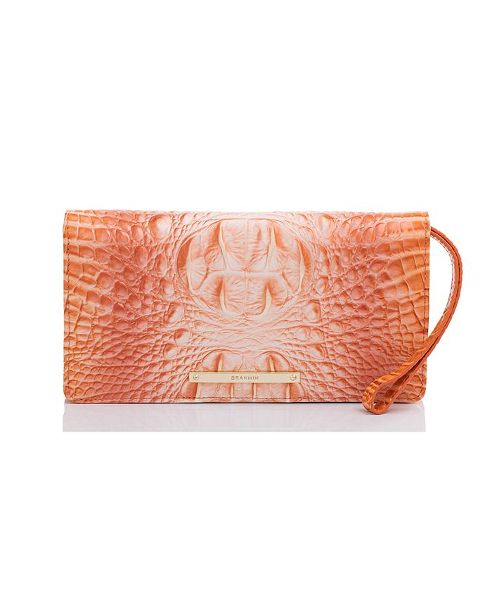 Brahmin - Ombre Melbourne Leather AnnMarie Wallet