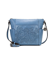 Patricia Nash Leather Aveley Crossbody