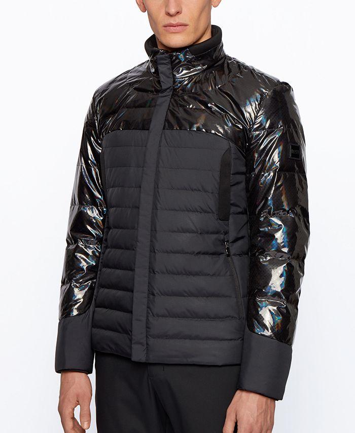 Hugo Boss - Men's J_Skadar Regular-Fit Hybrid Jacket