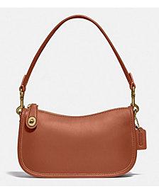 COACH Swinger 20 In Glovetanned Leather
