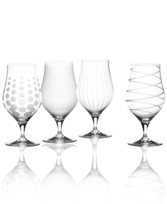 Mikasa Set of 4 Cheers All-Purpose Glasses