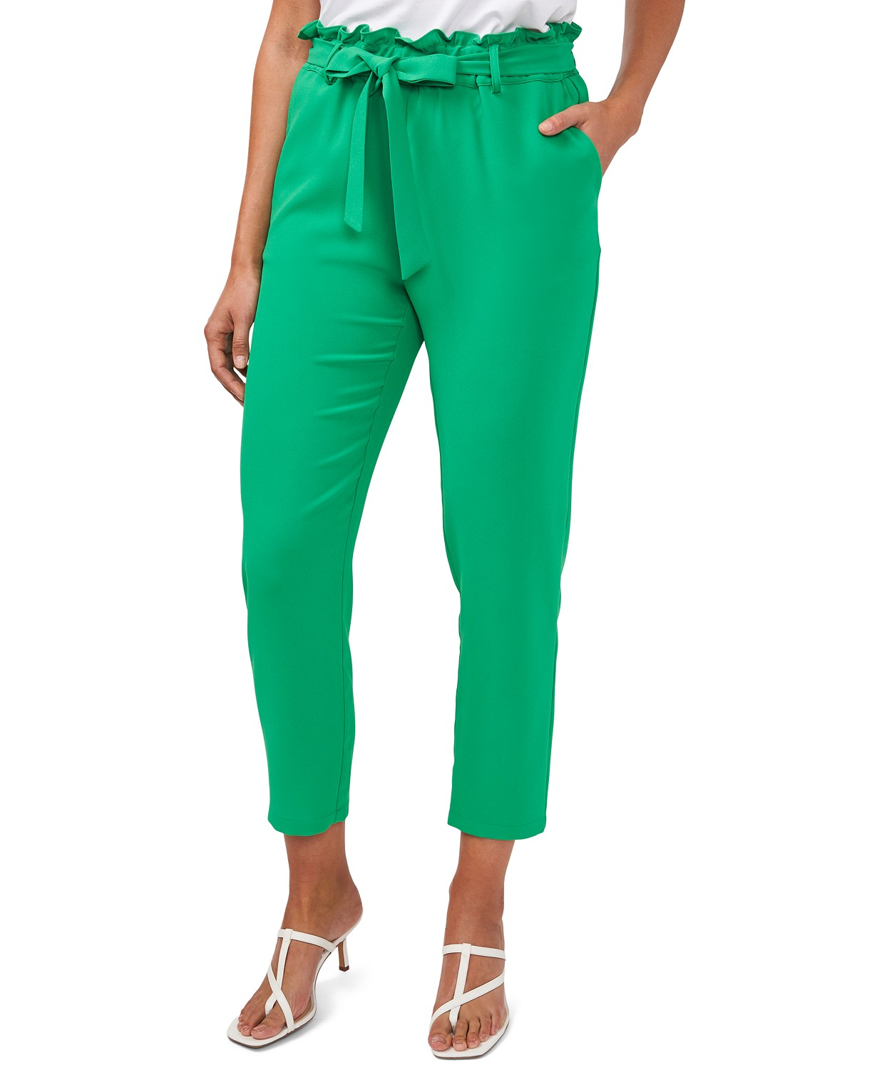Riley & Rae Jacelyn Tie-Waist Pants, Created for Macy's