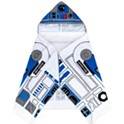 Disney R2 D2 Hooded Towel