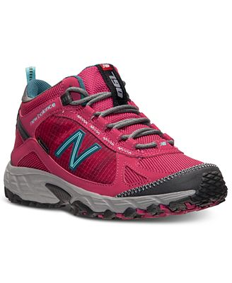 Popular New Balance Athletic Sneakers Purple Hiking Boots For Women