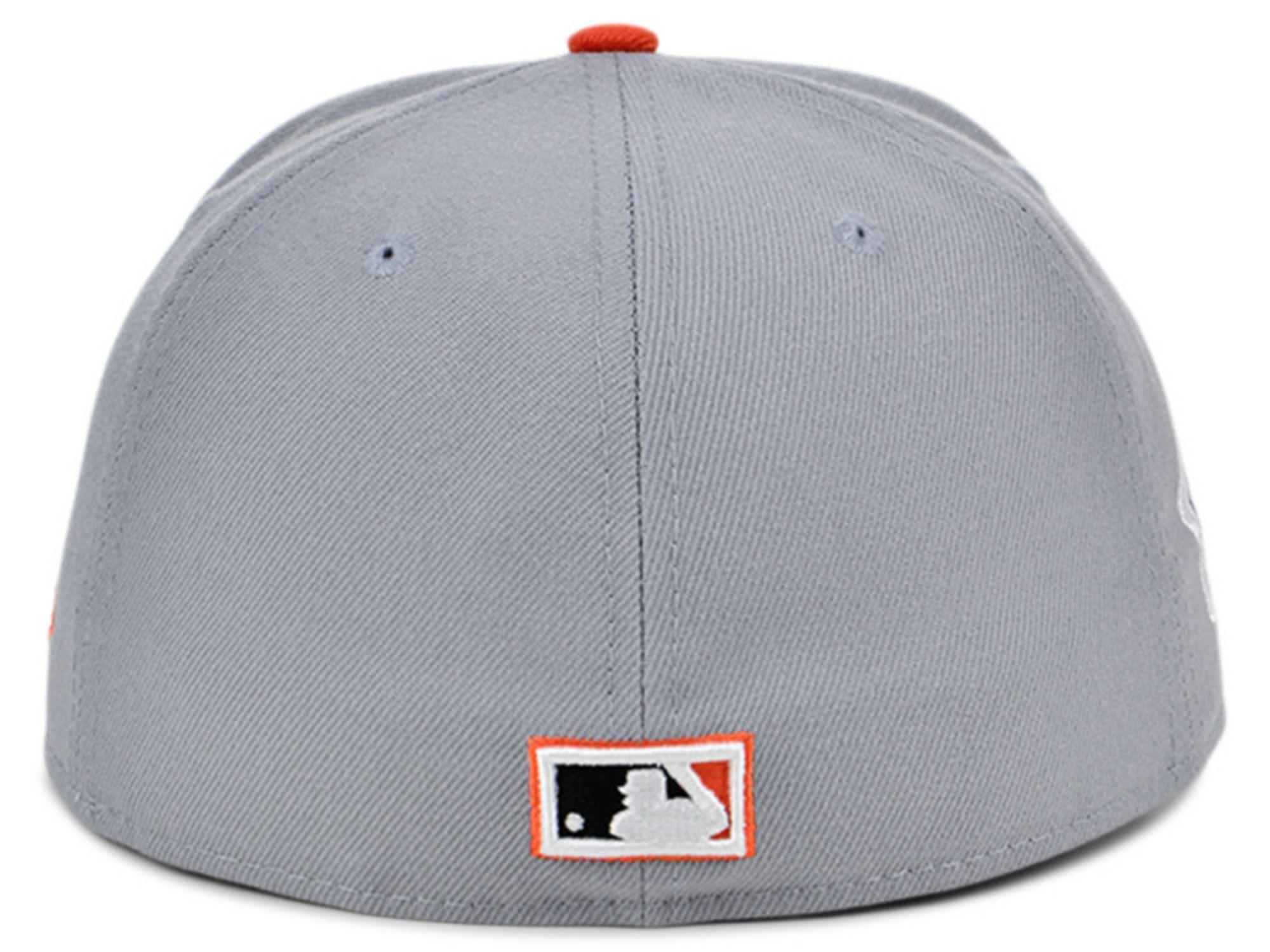 New Era San Francisco Giants Gray Anniversary 59FIFTY Cap & Reviews - MLB - Sports Fan Shop - Macy's