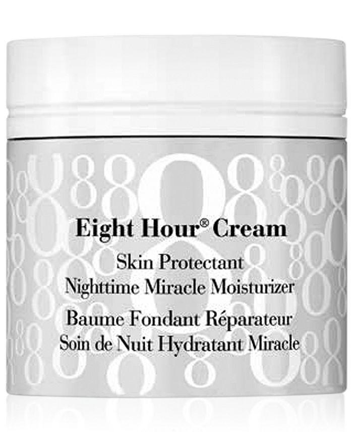 Elizabeth Arden - Eight Hour Cream Skin Protectant Nighttime Miracle Moisturizer, 1.7 oz