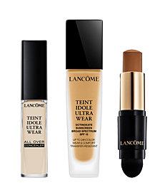 Lancôme Teint Idole Ultra Foundation Collection