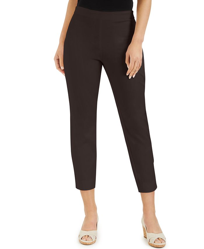 Charter Club - Skinny Ankle Pants