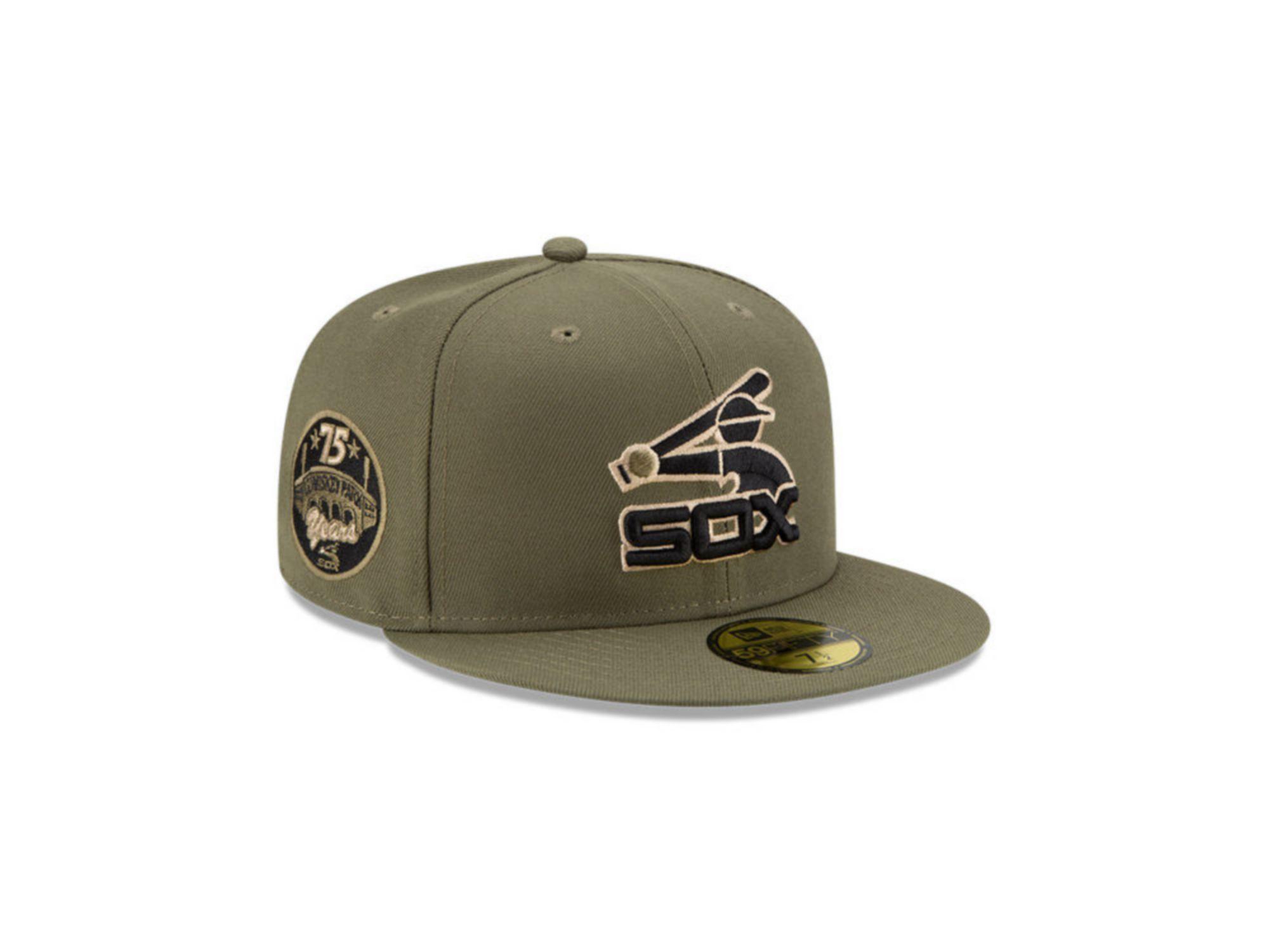 New Era Chicago White Sox Color UV 59FIFTY Cap & Reviews - MLB - Sports Fan Shop - Macy's