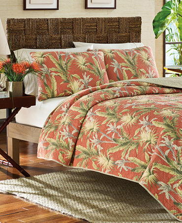 Closeout Tommy Bahama Home Catalina Quilt Collection