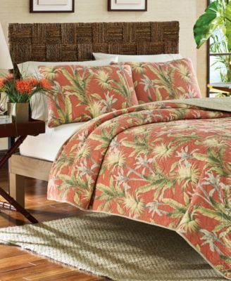 CLOSEOUT! Tommy Bahama Home Catalina King Quilt