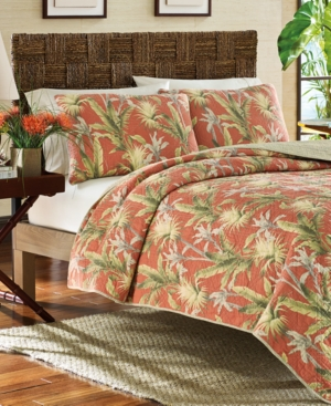 Tommy Bahama Home Catalina Quilt Collection