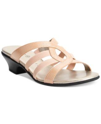 Callisto Starlite Wedge Sandals