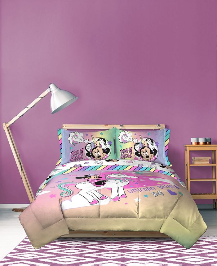Disney - Minnie Bowtique 'Unicorn Dreams' bed in a bag