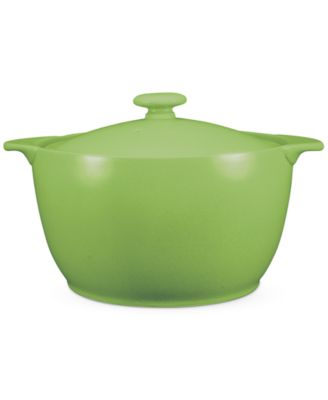 Noritake Colorwave Apple 2-Qt. Covered Casserole