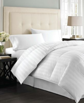 Charter Club Vail Level 4 European White Down King Comforter, Extra Warmth Hypoallergenic UltraClean Down, Only at Macy's