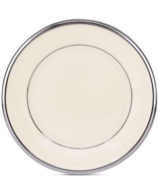 Lenox Solitaire Appetizer Plate