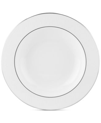 Lenox Hannah Platinum Pasta Bowl/Rim Soup