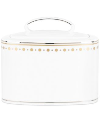 kate spade new york, Richmont Road Sugar Bowl with Lid