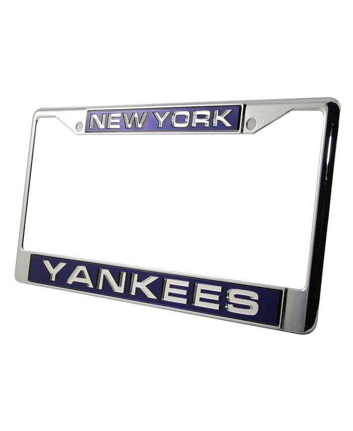 Rico Industries - New York Yankees License Plate Frame