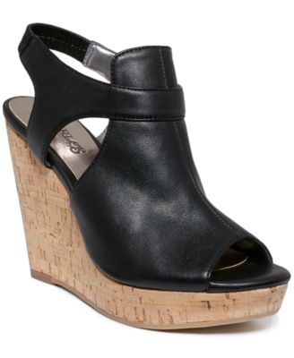 carlos by carlos santana platform wedge sandals