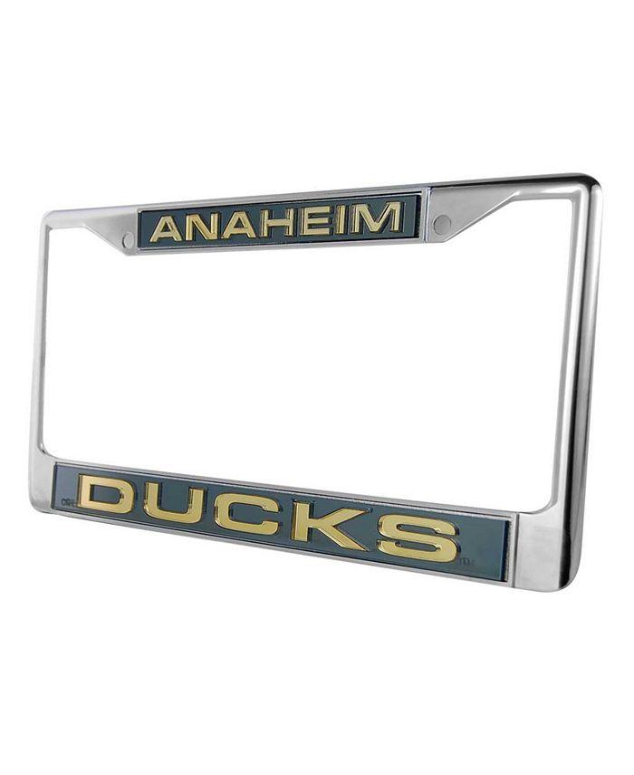 Rico Industries - Anaheim Ducks Laser License Plate Frame