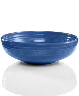 Fiesta Extra Large Lapis Bistro Bowl