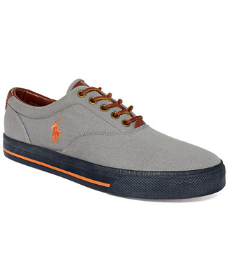 polo ralph vaughn sneakers shoes macy s