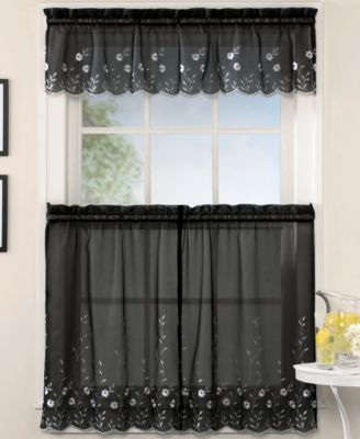 Kitchen Curtains Cafe Macy