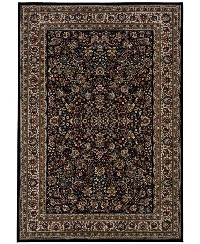 "Oriental Weavers - by  ""Ariana 213K"" Area Rug, 4' x 6'"