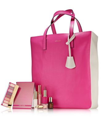 Estée Lauder Spring into Pink - Only $35 with any Estée Lauder fragrance purchase