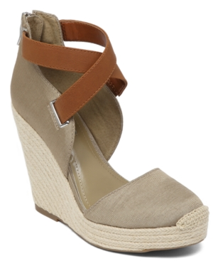 BCBGeneration Glenda Platform Wedge Sandals Women's Shoes