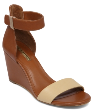 BCBGeneration Megan Wedge Sandals Women's Shoes