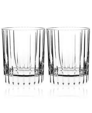 Baccarat Harmonie Double Old Fashion, Set of 2
