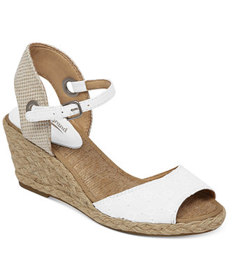 lucky brand s kyndra demi wedge sandals shoes macy s