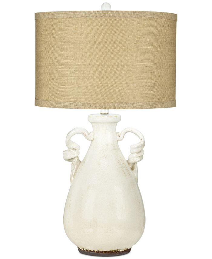 Kathy Ireland - Urban Pottery Jar Table Lamp