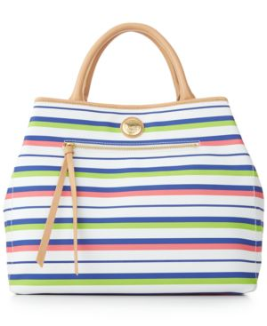 Tommy Hilfiger Mother's Day Striped Shopper