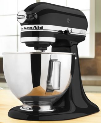 CLOSEOUT KitchenAid KSM85PB Tilt Head 4.5-Qt. Stand Mixer