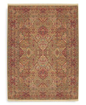 """CLOSEOUT! Area Rug, Original CLOSEOUT! Karastan 719 Empress Kirman 5' 9"""" x 9'"""