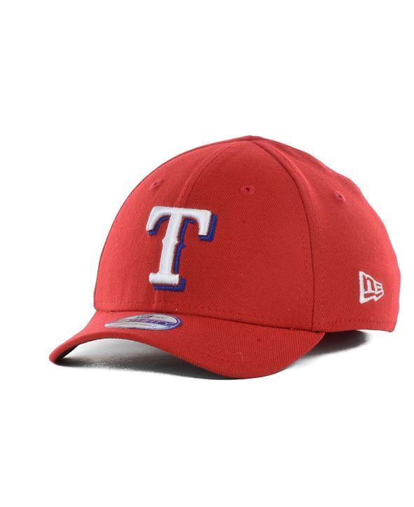 New Era Texas Rangers Team Classic 39THIRTY Kids' Cap or Toddlers' Cap