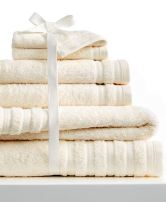 Baltic Linens Turkish Pure Elegance 6-Piece Towel Set