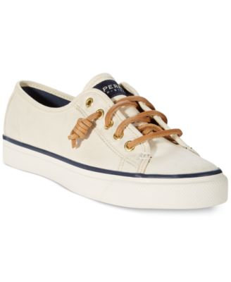 Image of Sperry Women's Seacoast Canvas Sneakers